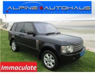 OPEN SUNDAYS 9AM-1PM!!!!!!!! RANGE ROVER 4.4 V8 HSE STEPTRONIC i