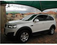 2012 Chevrolet Captiva LT For Sale