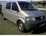 2009 VW Transporter C/Bus1.9 TDi.