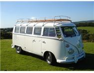 VW Hippy split window kombi wanted ...