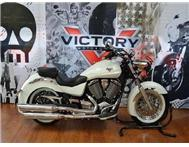 2013 VICTORY BOARDWALK DEMO 106Ci