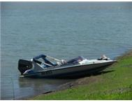 160 Swift bowrider with 140 HP Suzuki motor for sale