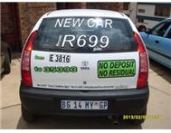DRIVE A NEW CAR FROM ONLY R499/R699...