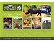 Hluhluwe River Lodge Lodge in Holiday Accommodation KwaZulu-Natal Hluhluwe - South Africa