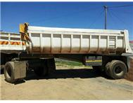 1995 HENDRED FRUEHAUF TRAILER