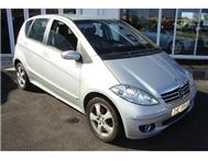 2005 MERCEDES-BENZ A-CLASS 170 AUTOMATIC with ONLY 72 000 km