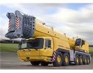 MOBILE CRANE TRAINING LHD EXCAVATOR TRAINING