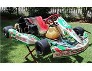 Tony Kart 125 Junior Max in Well Cared for Condition
