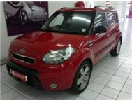 KIA SOUL 1.6 HIGH SPEC 2010