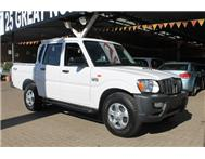 Mahindra - Scorpio Pik-Up 2.5 TCi Double Cab 4X4