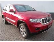 2011 Jeep Grandcherokee 5.7 Hemi Overland New Shape