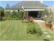3 Bedroom House to rent in Bergvliet