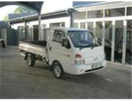 bakkie for hire and 4tonne truck with a driver