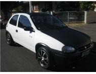 OPEL CORSA 130I IN VERY GOOD CONDITION MUST SEE