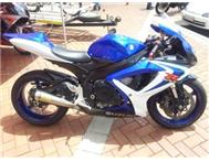 Suzuki GSXR 600 Blue from R1500pm ... Johannesburg