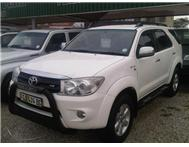 Toyota - Fortuner II 4.0 V6 Auto Epic Raised Body