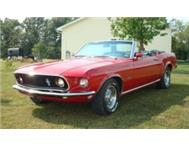 Wanted 1969 Ford Mustang 1970 Mustang parts