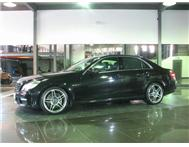 2010 MERCEDES-BENZ E-CLASS E63 AMG - Superb Speed All Extras PERFECT