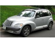 Chrysler Pt Cruiser spare parts on sale