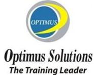 COGNOS PLANNING ONLINE TRAINING OPTIMUSSOLUTIONS Elos
