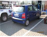 2009 Dark Blue Metallic Hyundai Atos Prime GLS Sedan
