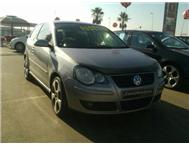 2008 VOLKSWAGEN POLO 1.9TDI MANUAL