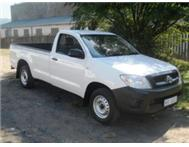 ABSOLUTELY SMART HILUX 2.5 D4D LWB SINGLE CAB