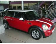 MINI COOPER 1.6 2007 - panoramic sunroof