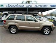 2005 JEEP GRAND CHEROKEE 3.0 (160KW) CRD LIMITED