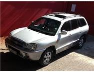 05 Hyundai Santa Fe 2 7 A/T Immaculate Finance available!
