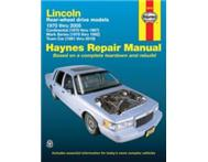 Lincoln - Haynes Repair Manual