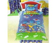 BUTT UGLY MARTIANS SINGLE BED DUVET AND PILLOW SET