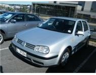 99 GOLF 4 1.6i 5SPEED.