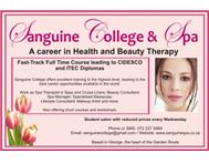 Sanguine Spa And College Beauty Training in Training & Education Western Cape George - South Africa