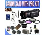 Canon XA10 Professional Camcorder Bundle Kit