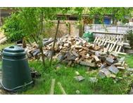 RUBBLE REMOVAL & GARDEN REFUSE REMOVAL