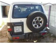 4X4 MITSUBISHI PAJERO FOR SALE -SUV OFFROAD FAMILY-URGENT SALE