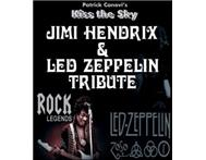 Jimi Hendrix and Led Zeppelin tribute at Jamrock Theatre - Brackenfell