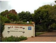 2 Bedroom cluster in Waterkloof Ridge