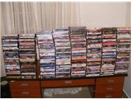 700 dvd titles to choose from