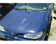 1999 RENAULT MEGANE 5 SPD STRIPPING FOR SPARES