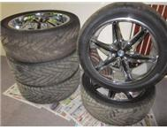 Hummer H3 Tyres and Mags For Sale