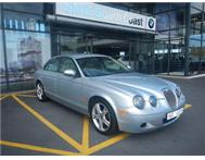 Jaguar S- type R 4.2 (A)