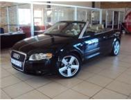 2007 AUDI A4 A4 2.0T FSI CABRIOLET MANUAL 6 SPEED