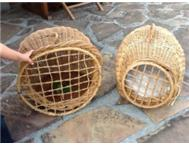 Cat basket / carrier for sale
