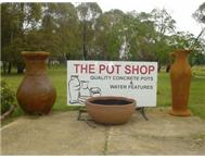 Garden Cement Pot Business for Sale