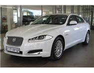 Jaguar - XF 2.2D (140 kW) Luxury