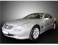 Mercedes Benz SL 500