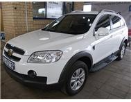 Chevrolet - Captiva 2.4 LT