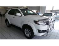 2012 Toyota Fortuner 3.0D-4D Heritage Edition
